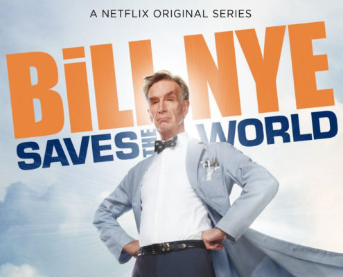 Bill Nye saves world